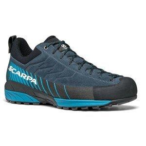 Pánské boty Scarpa Mescalito GTX Velikost bot (EU): 42,5 / Barva: modrá
