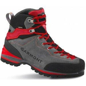 Pánské boty Garmont Ascent GTX Velikost bot (EU): 47 / Barva: šedá/červená
