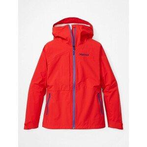 Dámská bunda Marmot Wm's Evodry Torreys Jacket Velikost: L / Barva: červená