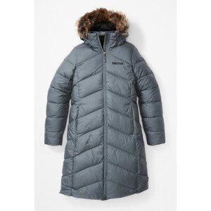 Dámský kabát Marmot Wm's Montreaux Coat Velikost: L / Barva: šedá