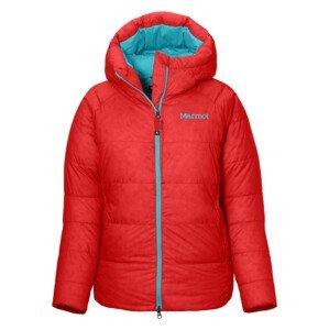 Dámská bunda Marmot Wm's Mt. Tyndall Hoody Velikost: S / Barva: červená
