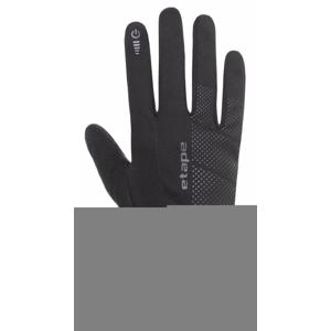 Rukavice Etape Skin WS+ Velikost rukavic: S / Barva: černá