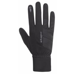Rukavice Etape Skin WS+ Velikost rukavic: L / Barva: černá