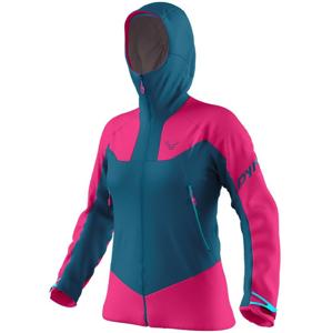 Dámská bunda Dynafit Radical 2 Gtx W Jkt Velikost: M / Barva: modrá/růžová