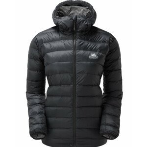 Dámská bunda Mountain Equipment Frostline Hooded Wmns Jacket Velikost: L / Barva: světle modrá