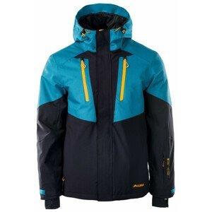 Pánská bunda Elbrus Finnmark Velikost: L / Barva: černá/modrá
