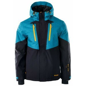 Pánská bunda Elbrus Finnmark Velikost: XL / Barva: černá/modrá
