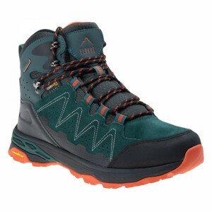 Pánské boty Elbrus Eravica Mid WP GC Velikost bot (EU): 42 / Barva: zelená/oranžová