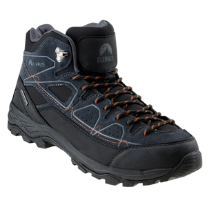 Pánské boty Elbrus Nidey Mid WP Velikost bot (EU): 44 / Barva: černá