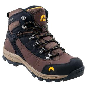 Pánské boty Elbrus Talon Mid WP Velikost bot (EU): 46 / Barva: hnědá