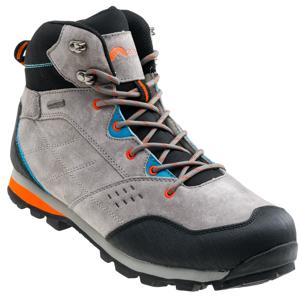 Pánské boty Elbrus Condis Mid WP Velikost bot (EU): 42 / Barva: šedá