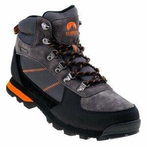 Pánské boty Elbrus Matio Mid WP Velikost bot (EU): 45 / Barva: tmavě šedá