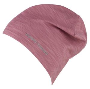 Čepice Kari Traa Nora Beanie Barva: světle růžová