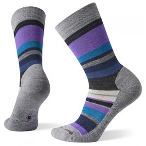 Dámské ponožky Smartwool W Saturnsphere Velikost ponožek: 38-41 / Barva: šedá