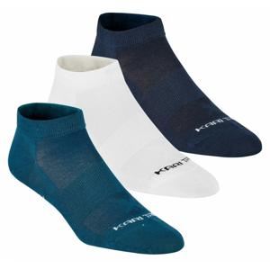 Dámské ponožky Kari Traa Tafis Sock 3PK Velikost ponožek: 39-41 / Barva: modrá