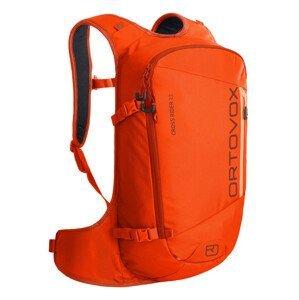 Skialpový batoh Ortovox Cross Rider 22 Barva: oranžová