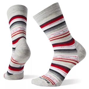 Dámské ponožky Smartwool W Margarita Velikost ponožek: 34-37 / Barva: světle šedá