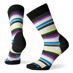 Dámské ponožky Smartwool W Margarita Velikost ponožek: 38-41 / Barva: černá