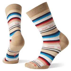 Dámské ponožky Smartwool W Margarita Velikost ponožek: 34-37 / Barva: béžová