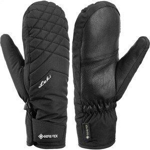 Dámské lyžařské rukavice Leki Sveia GTX Lady Mitt Velikost rukavic: 7,5 / Barva: černá