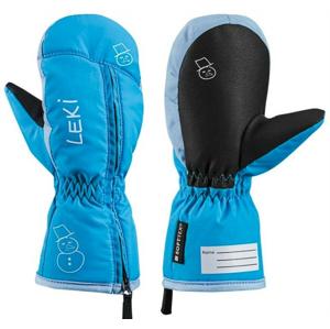 Dětské lyžařské rukavice Leki Little Snow Mitt Velikost rukavic: 4 / Barva: světle modrá