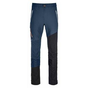 Pánské kalhoty Ortovox Col Becchei Pants M Velikost: S / Barva: modrá