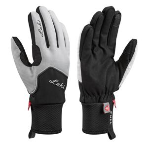 Rukavice Leki Nordic Thermo Lady Velikost rukavic: 7,5 / Barva: bílá/černá
