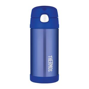 Vystavená Dětská termoska s brčkem Thermos Funtainer Barva: modrá