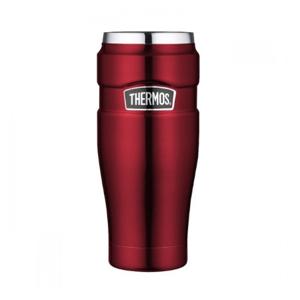 Vystavený Vodotěsný termohrnek Thermos Style 470 ml Barva: červená
