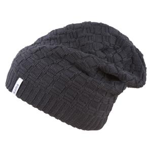 Pletená Merino čepice Kama A123 Barva: černá