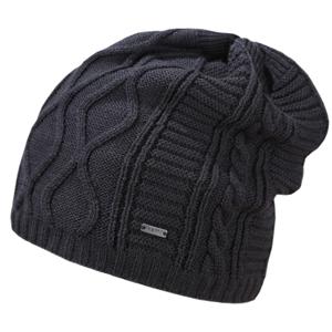 Pletená Merino čepice Kama A150 Barva: tmavě šedá