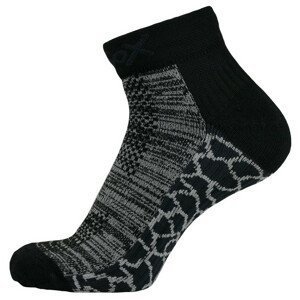 Ponožky Apasox Mytikas Velikost ponožek: 35-38 / Barva: šedá