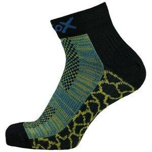 Ponožky Apasox Mytikas Velikost ponožek: 43-47 / Barva: žlutá