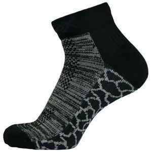 Ponožky Apasox Mytikas Velikost ponožek: 43-47 / Barva: šedá