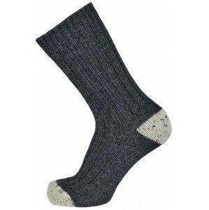 Ponožky Apasox Urus Velikost ponožek: 35-38 / Barva: šedá