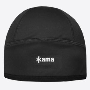 Soft Shell čepice Kama AW38 Velikost: L / Barva: černá