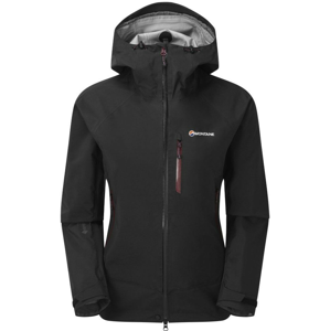 Dámská bunda Montane Womens Alpine Spirit Jacket Velikost: XS / Barva: černá