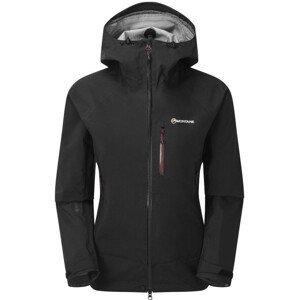 Dámská bunda Montane Womens Alpine Spirit Jacket Velikost: S / Barva: černá