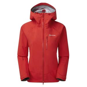 Dámská bunda Montane Womens Alpine Spirit Jacket Velikost: L / Barva: červená