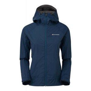 Dámská bunda Montane Womens Meteor Jacket Velikost: M / Barva: modrá