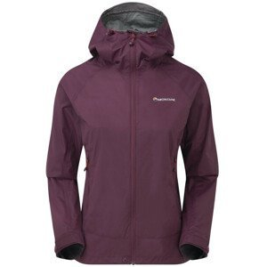 Dámská bunda Montane Womens Meteor Jacket Velikost: S / Barva: fialová