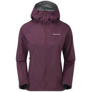 Dámská bunda Montane Womens Meteor Jacket Velikost: L / Barva: fialová