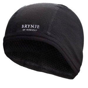 Brynje of Norway Čepice Brynje Super Thermo helmet Velikost: S-M / Barva: černá