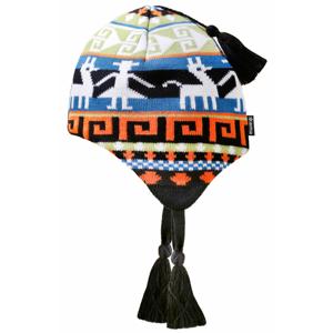 Dětská pletená Merino čepice Kama B82 Dětská velikost: UNI / Barva: černá