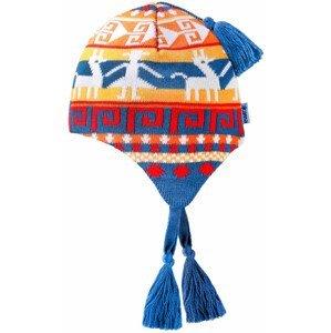 Dětská pletená Merino čepice Kama B82 Dětská velikost: UNI / Barva: světle modrá