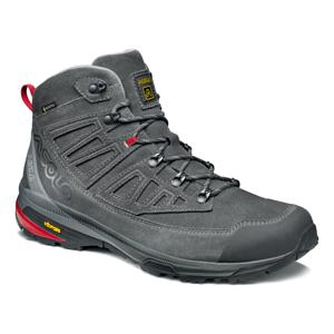 Pánské zimní boty Asolo Oulu GV Velikost bot (EU): 46 / Barva: šedá/červená