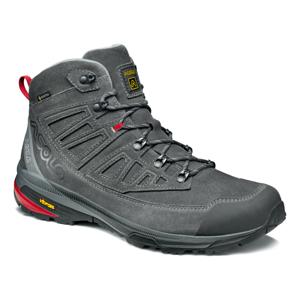 Pánské zimní boty Asolo Oulu GV Velikost bot (EU): 43 (2/3) / Barva: šedá/červená