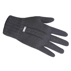 Pletené Merino rukavice Kama R103 Velikost rukavic: M / Barva: tmavě šedá