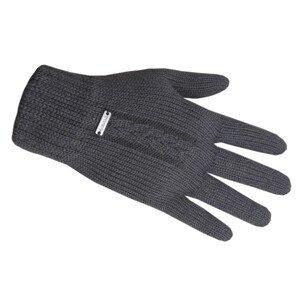 Pletené Merino rukavice Kama R103 Velikost rukavic: L / Barva: tmavě šedá