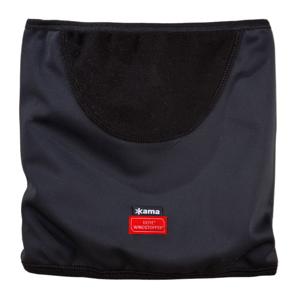 Soft Shell nákrčník Kama SW01 Velikost: UNI / Barva: černá